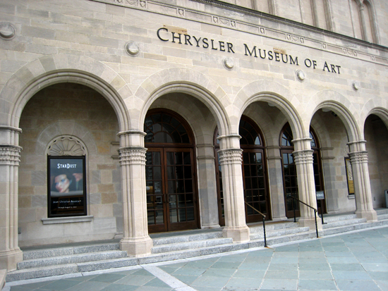 38-Chrysler Museum of Art, Norfolk VA, 2007