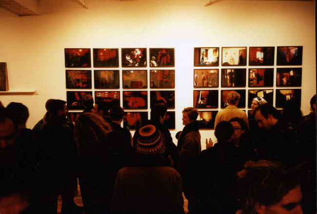 90-Artists Space, New York, 1999